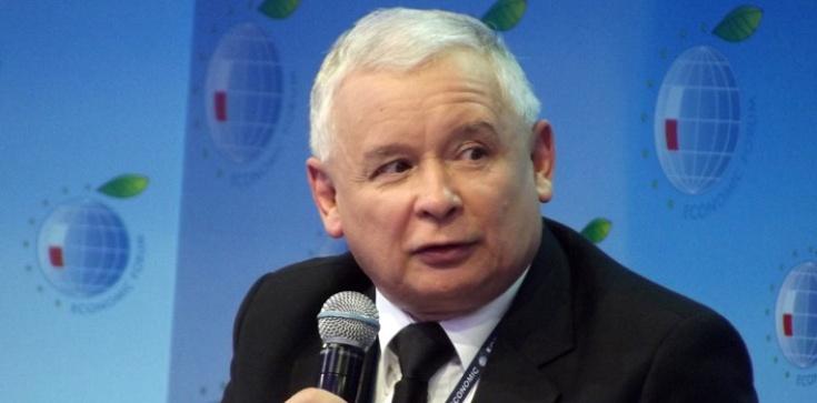 Kaczyński: W tej sprawie będę bardzo zdecydowany - zdjęcie