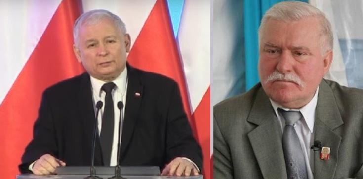 Kaczyński i Wałęsa spotkają się w sądzie - zdjęcie