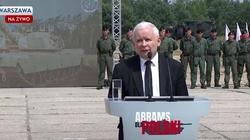Kaczyński wezwany do Komisji Obrony. Przedstawi raport o zbrojeniach - miniaturka