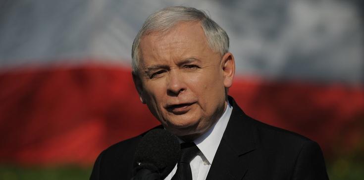 Jarosław Kaczyński: Kornel Morawiecki wskrzesił tradycję powstańczą - zdjęcie