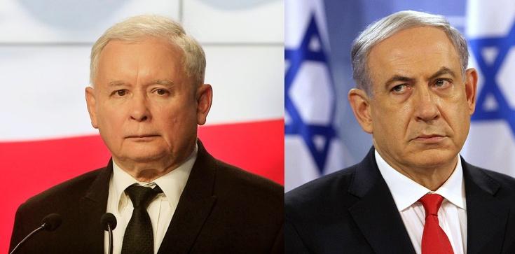Polska i Izrael. PiS jest atakowane tak, jak rząd w Tel Awiwie - zdjęcie