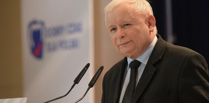 Jarosław Kaczyński OSTRO o przeciwnikach: Przebrali się w owczą skórę, a jeszcze niedawno ich kły kłapały... - zdjęcie