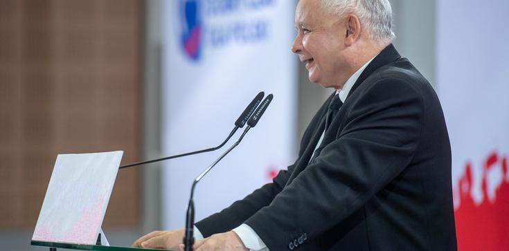 Jarosław Kaczyński:'Trzynastki' zostają na stałe. Ale to nie wszystko! - zdjęcie
