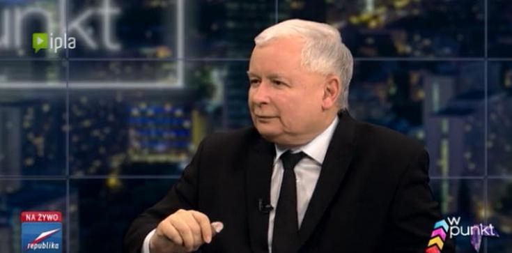 Kaczyński: Odrzućmy postkomunizm - zdjęcie