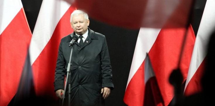 Kaczyński: IV Rzeczpospolita, którą budujemy, to państwo suwerenne - zdjęcie