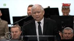 Prezes PiS na otwarciu Parku Pamięci Narodowej: Trwa akcja dyfamacyjna wobec naszego narodu - miniaturka