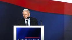 Prezes PiS na  na Zjeździe Republikańskim: ,,Wszyscy jesteśmy republikanami'' - miniaturka