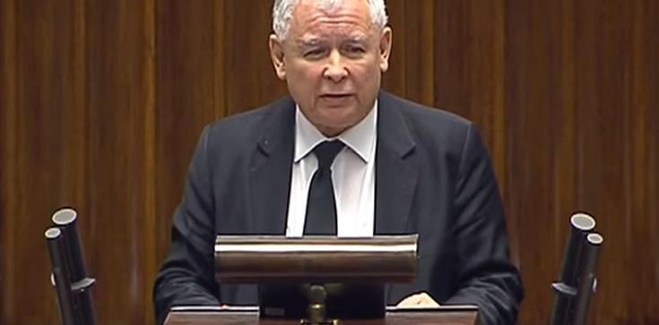 Matka Kurka: Genialne wystąpienie Kaczyńskiego! Mówił jak Polak do Polaka - zdjęcie