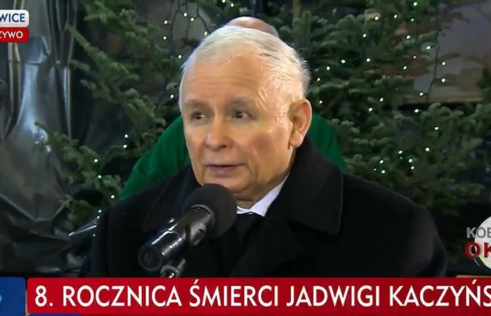 Jarosław Kaczyński: Zło dzisiaj atakuje Kościół, który jest w centrum naszej tożsamości. Trzeba to zło odrzucić - zdjęcie