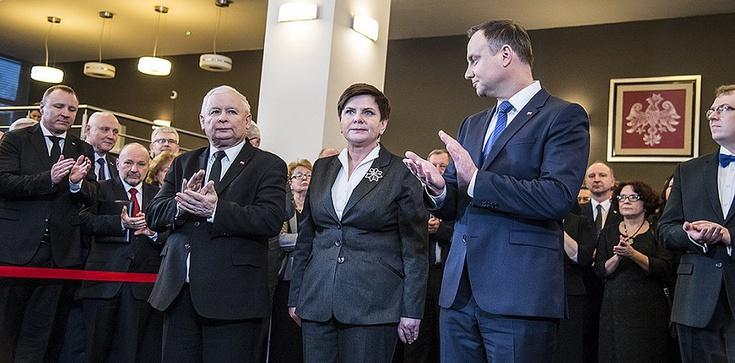 Prof. Dudek dla ,,Faktu'': Duda po Kaczyńskim prezesem PiS - zdjęcie