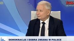 Jarosław Kaczyński: To jest nasz ogromny sukces - niedoceniony przez media - miniaturka