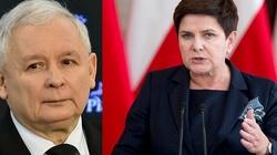 Beata Szydło ucina spekulacje mediów: Król jest jeden - prezes Jarosław Kaczyński - miniaturka
