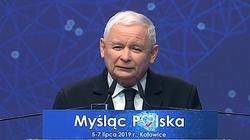 Jarosław Kaczyński: Chcemy prowadzić politykę z wielkim rozmachem - miniaturka