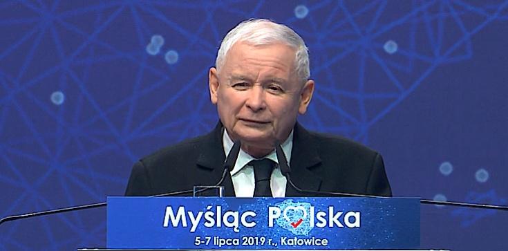 Kaczyński: Trzeba powiedzieć ,,dość'' anarchii w sądach - zdjęcie