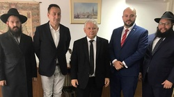 Jonny Daniels dla Frondy: Przekazałem Prezesowi Jarosławowi Kaczyńskiemu podziękowania od państwa Izrael - miniaturka