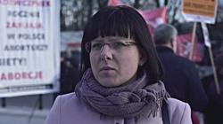 Ohydne ataki na Kaję Godek. Musi prosić o pomoc policję - miniaturka