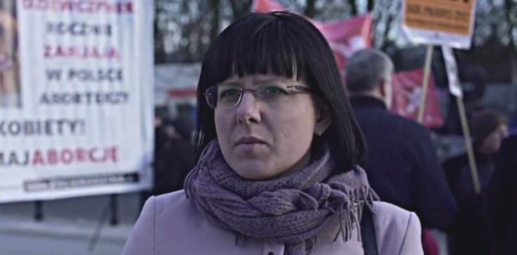 Kaja Godek do posłów: nie odpuścimy wam sprawy obrony życia! - zdjęcie