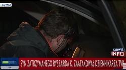 Jest akt oskarżenie przeciwko Aleksandrowi K., synowi znanego biznesmena za brutalne pobicie dziennikarza TVP - miniaturka