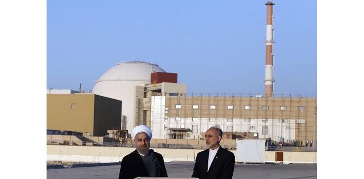 Wstrzymanie pracy elektrowni atomowej w Iranie. Wysoka temperatura w bloku  - zdjęcie