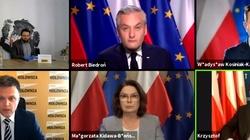 Kidawa-Błońska 'nie prowadzi kampanii', ale bierze udział w debacie - miniaturka