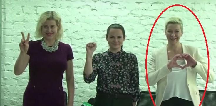 Białoruś. Opozycjonistka Maryja Kalesnikawa ,,odnaleziona'' w ... areszcie - zdjęcie
