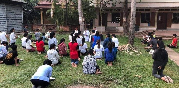Kambodża: dzień pamięci o ofiarach komunistycznego ludobójstwa  - zdjęcie