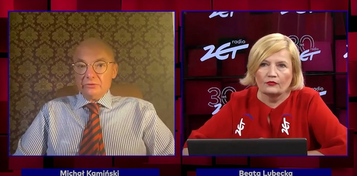 Kamiński o inicjatorach odwołania ministra Ziobro: ,,Ci sami geniusze ...'' - zdjęcie