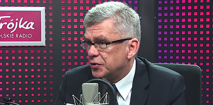 Stanisław Karczewski: Będę kandydatem na marszałka Senatu - zdjęcie