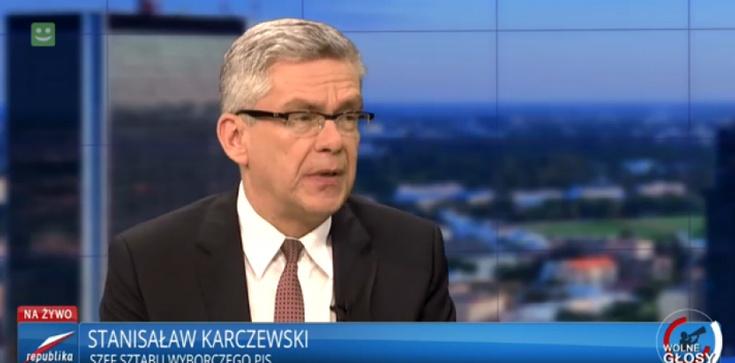 Karczewski: Rzepliński to polityk, nie prawnik - zdjęcie