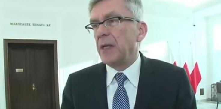 Karczewski: Senatorowie PiS, którzy głosowali w obronie Koguta powinni odejść z polityki! - zdjęcie