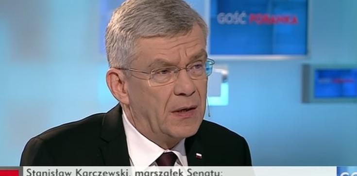 Obłęd! Opozycja szykuje atak na marszałka Karczewskiego?,,Są odurzeni poczuciem triumfu'' - zdjęcie