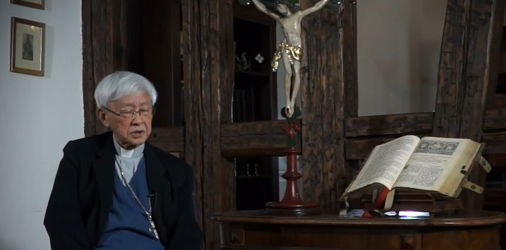 Kard. Joseph Zen: Układając się z Chinami, Watykan układa się z diabłem!  - zdjęcie