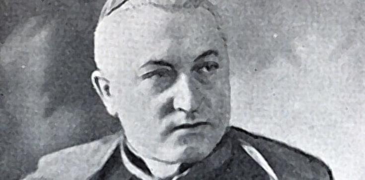 Hitlera nazywał szatanem. Kardynał August Hlond - zdjęcie