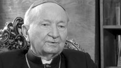 Kardynał Marian Jaworski nie żyje - miniaturka