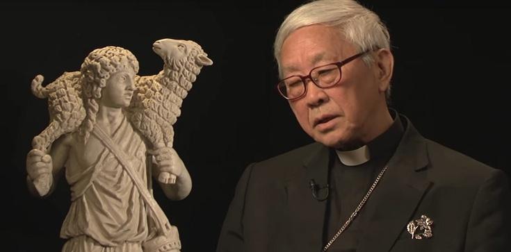 Kard. Joseph Zen krytykuje papieża Franciszka za milczenie - zdjęcie