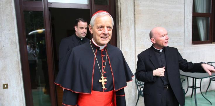 Kard. Wuerl pojedzie do Watykanu. Chce odejść - zdjęcie