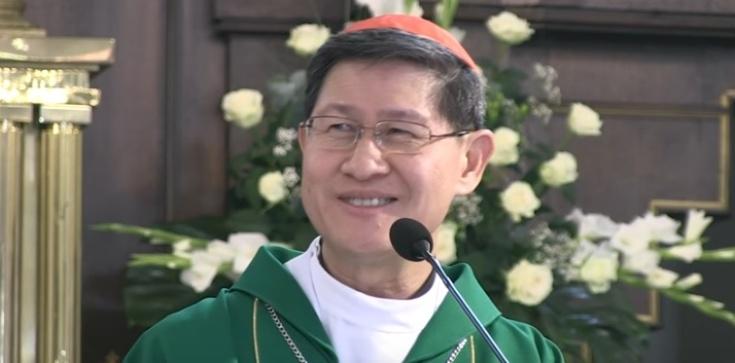 Kard. Luis Antonio Tagle nowym prefektem Kongregacji ds. Ewangelizacji Narodów - zdjęcie