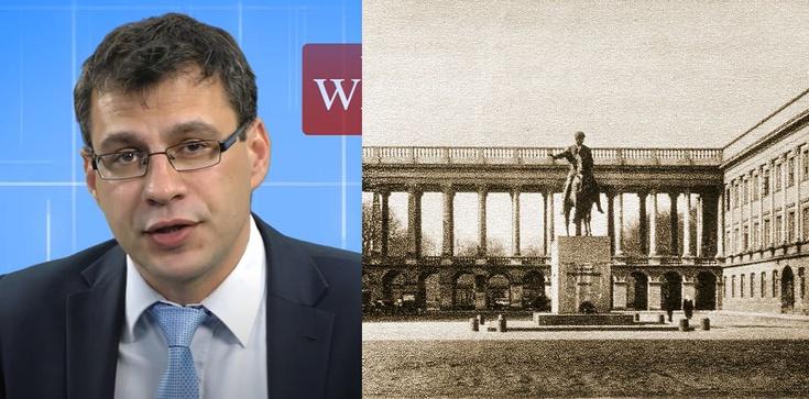 Czy Niemcy są otwarte na zapłatę za odbudowę Pałacu Saskiego? - zdjęcie