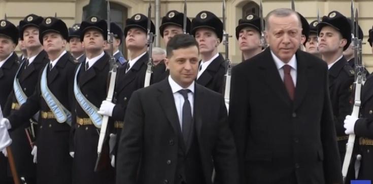 Die Zeit: Turcja wpiera Ukrainę i oferuje konkretne wsparcie - zdjęcie