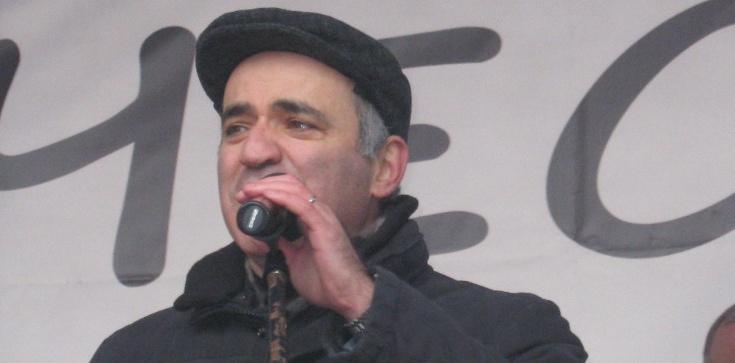 Kasparow: Krym to terytorium okupowane - zdjęcie