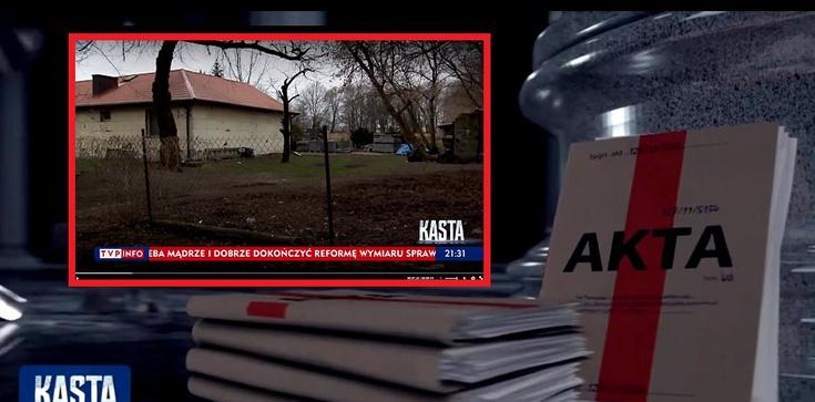 KASTA: 700 tys. długu za korzystanie z własnego domu - zdjęcie