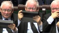 Jak Kaczyński reaguje na plotki nt. stanu zdrowia? - miniaturka
