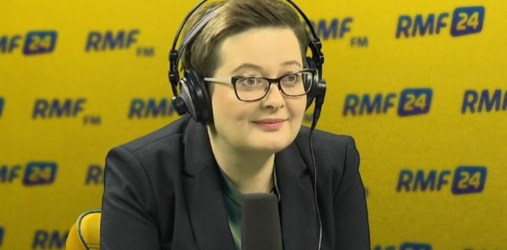 """Lubnauer jest przeciw Funduszowi Odbudowy, bo… pieniądze """"wypływają do Rydzyka"""" - zdjęcie"""