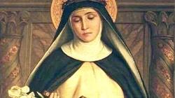 Dziś wspominamy św. Katarzynę – opiekunkę w epidemii - miniaturka