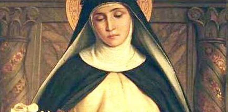 Dziś wspominamy św. Katarzynę – opiekunkę w epidemii - zdjęcie