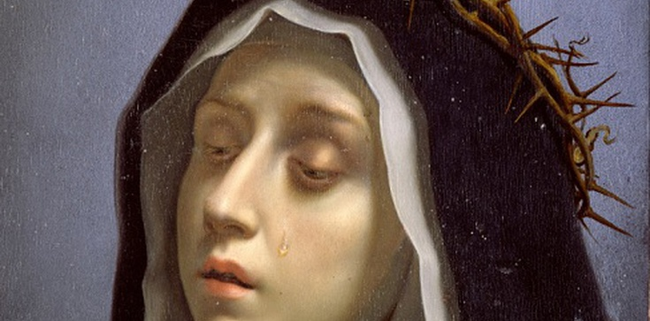O tym, jak szatan dręczył św. Katarzynę ze Sieny - zdjęcie