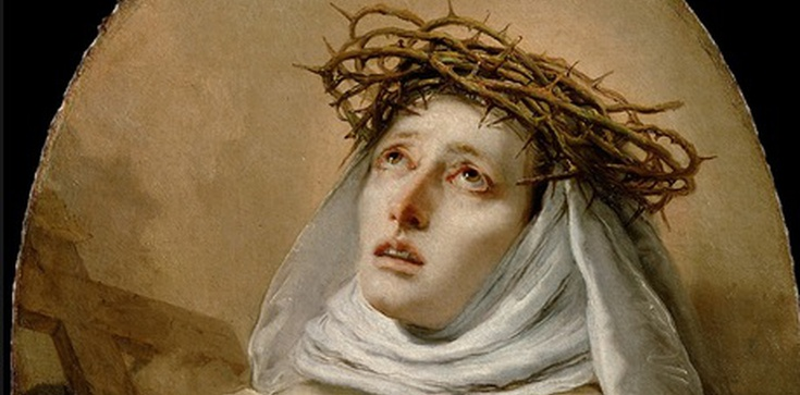 Jezus do św. Katarzyny o homoseksualizmie: ,,Grzech ten jest dla mnie obrzydliwy''  - zdjęcie