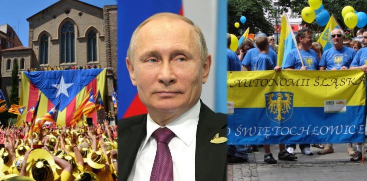 Prof. Ryszard Machnikowski: Rosja jako siewca europejskiego separatyzmu? - zdjęcie
