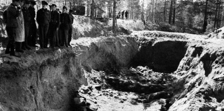 Katyń. Symbol eksterminacji Polaków, symbol kłamstwa Moskwy - zdjęcie