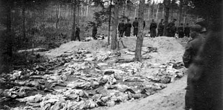 79 lat temu NKWD rozpoczęło Zbrodnię Katyńską - zdjęcie